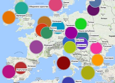 Vizhte Kde V Evropa Gorivata Sa Naj Skpi I Kde Naj Evtini