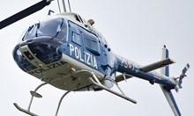 Двама българи бяха заловени в Италия след редица кражби по домове. В акцията се включил и хеликоптер, предотвратил бягството им