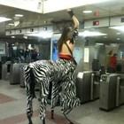 Ненормалници в метрото