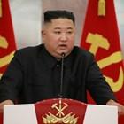 Лидерът на КНДР Ким Чен-ун СНИМКИ: Ройтерс