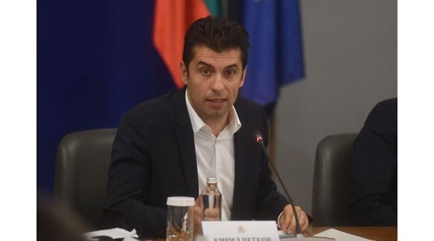 Кирил Петков потвърди за новия политически проект, още обсъждат мандатоносителя