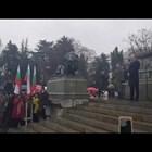 """Викаха на Радев """"предател"""" и """"оставка"""" в Русе (Видео)"""