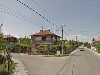 Село Черно море Снимка: Google Street View