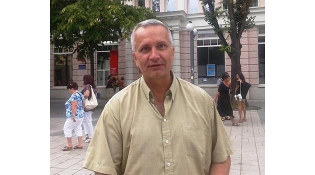 Невероятните приключения на Ивайло Зартов