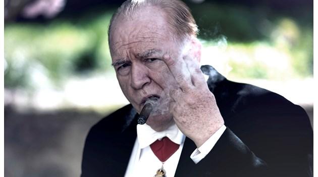 """Величествената тревога на Уинстън в """"Чърчил"""""""