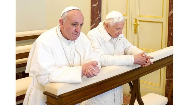 15 папи почивали в резиденцията в Кастел Гандолфо, а сега там се разхождат туристи