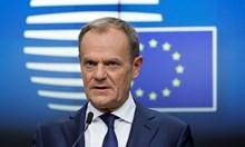 Туск: ЕС удължава с 6 месеца икономическите санкции срещу Русия