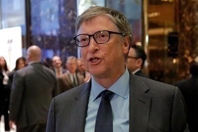 Основателят на Microsoft Бил Гейтс СНИМКА: Ройтерс