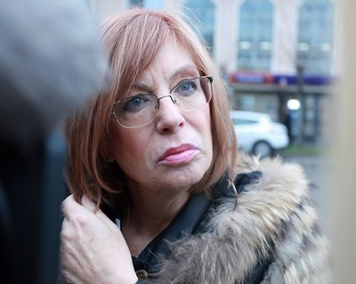 Бившата съдийка Румяна Ченалова