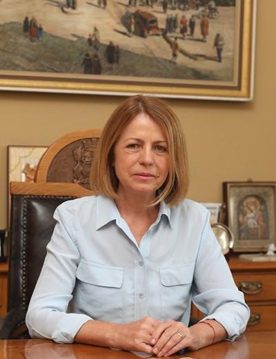 Йорданка Фандъкова СНИМКА: Николай Литов
