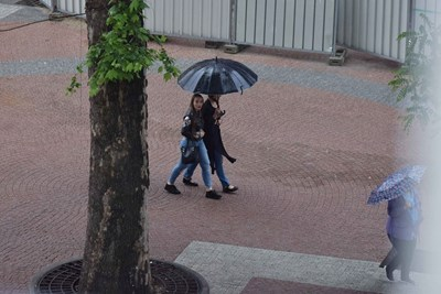 Прогнозата е за слаби валежи  Снимка: АРХИВ