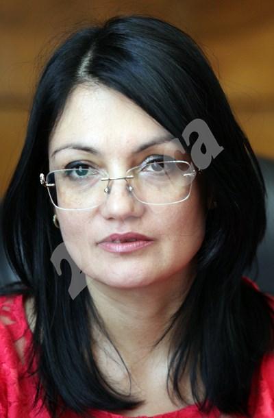 Ася Петрова - зам. главен прокурор и шеф на ВАП СНИМКА: 24 часа