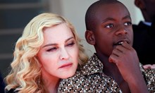 Мадона избяга от Америка, за да осъществи мечтата на сина си