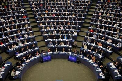 Евродепутатите гласуват за реформата на авторското право. СНИМКА: РОЙТЕРС