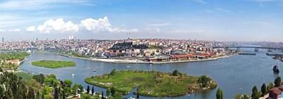 Най-популярният хълм на Истанбул носи  името на френски поет