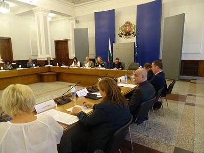 Снимка правителствена пресслужба