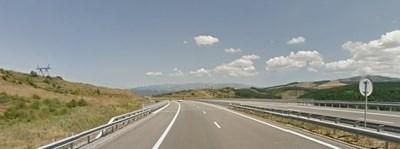 "АМ ""Струма"" СНИМКА: Google Street View"