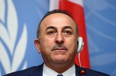 Мевлют Чавушоглу СНИМКА: Ройтерс