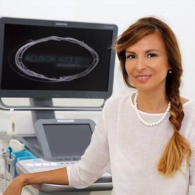 д-р Теодора Александрова, специалист образна диагностика, мамолог, Шуслеров терапевт