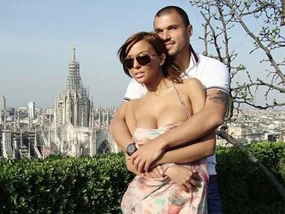 Лозанова роди неочаквано малката Никол на 1 април, а Валери се върна няколко часа след това от Лече. СНИМКА: АРХИВ