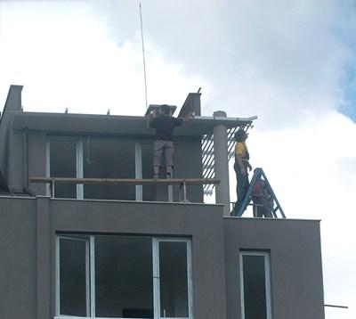 В строителството също има глад за работници и се наемат чужди граждани, показват данните на ГИТ.