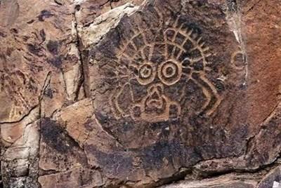 Редки скални изображения от палеолита откриха в Северозападен Китай