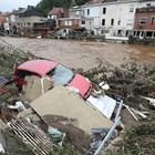 Това са кадри от щетите в Белгия след наводненията Снимки: Ройтерс