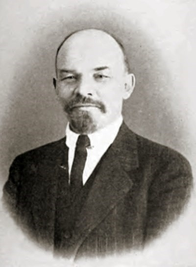 Владимир Ленин Снимка: Уикипедия