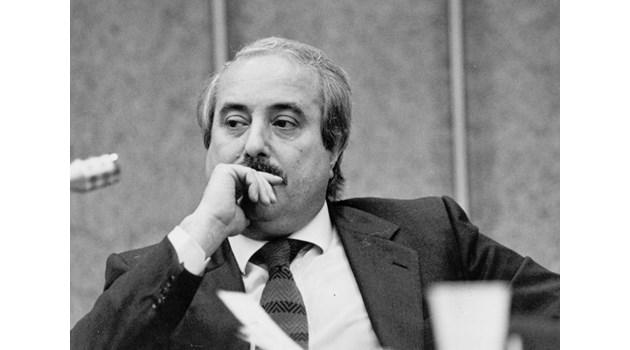 Американски мафиот помогнал на Коза ностра за убийството на прокурор Фалконе