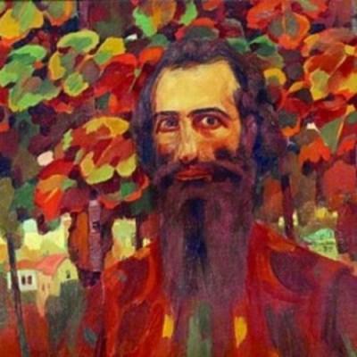 Владимир Димитров-Майстора - Автопортрет.