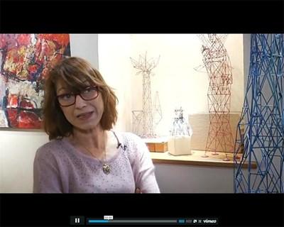 Елена Парушева обяснява за делото за плагиатство по френски тв канал.