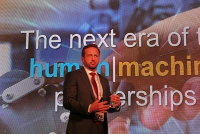 Според Радомир Бордон бизнесът и обществото ще претърпят изменения след 2030 г. заради технологичната революция. СНИМКА: Пиер Петров