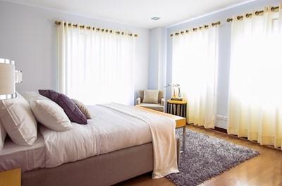 6 мита за мястото на леглото в спалнята