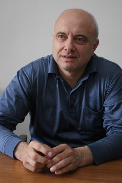 Социологът Васил Тончев