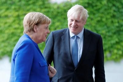 Ангела Меркел Снимки: Ройтерс