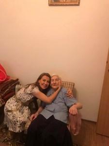 Илияна Раева заедно със Златка Бончева на рождения ден на треньорката.