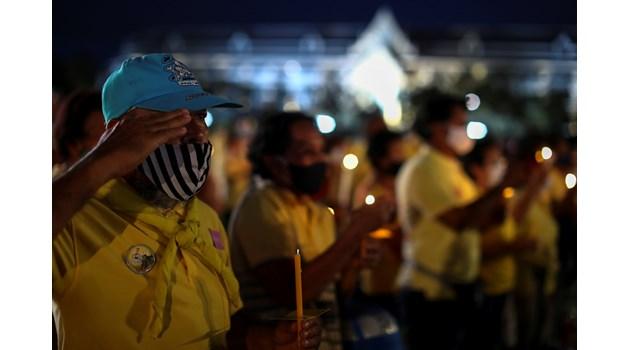 Тайланд отбеляза рождения ден на крал Маха Ваджиралонгкорн
