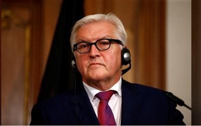 германският президент Франк-Валтер Щайнмайер Снимка: Ройтерс