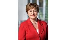 Кристалина Георгиева: Лагард очаква на заседанията на еврозоната да се говори и на български