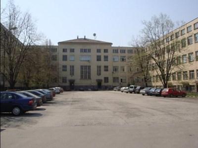 Медицинския университет в Плевен СНИМКА: google maps