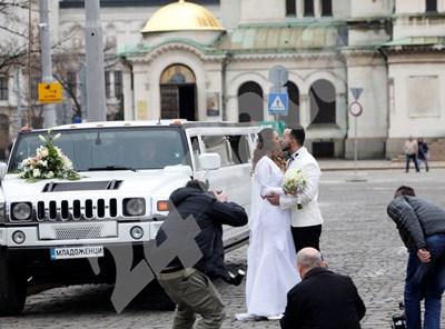 Сватбите миналата година все пак са били 3 пъти повече от разводите. СНИМКА: 24 часа