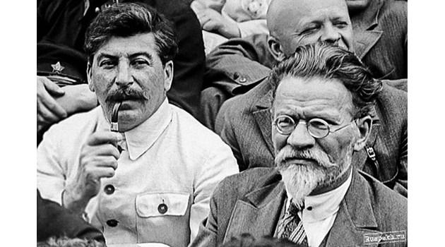 Как Михаил Калинин мърсуваше с малолетни девойки, а Сталин го прикриваше