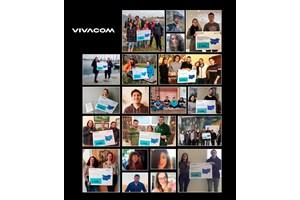 """Над 380 000 лева е помощта по инициативата """"Vivacom Регионален грант""""."""