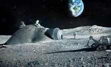 """Мисия """"Луна"""" – не става  за втори дом, но  може да е космическа база или неизчерпаема мина"""