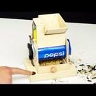 Направи си сам машинка за белене на семки