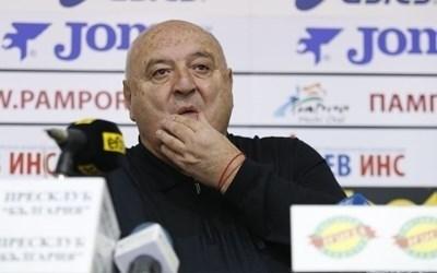 Венци Стефанов. Снимка Архив