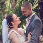 Ребека Рашева и нейният съпруг Крис Петров. Снимка: Фейсбук