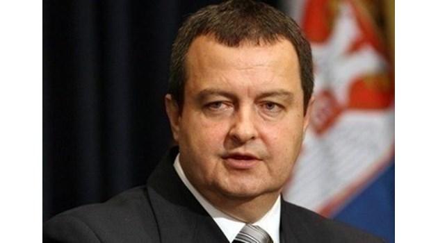 Викат на спешна среща сръбския посланик у нас заради думите на Дачич към Борисов