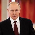 Владимир Путин Снимка: Ройтерс