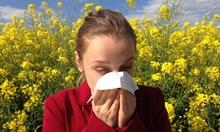 Не бъркайте алергия с COVID-19
